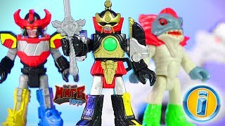 New Power Rangers Imaginext Toys! (Fisher-Price)