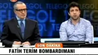 Gökmen Özdenak'dan tarihi gaf! Höt Göt Möt - Fatih Terim   GS 3-1 Mersin