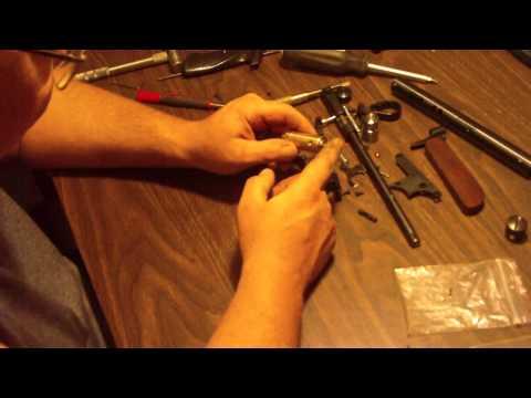 How to take apart the crosman 2240 HD.MOV
