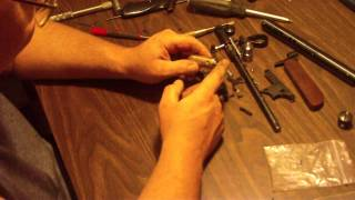How to take apart the crosman 2240 HD.MOV