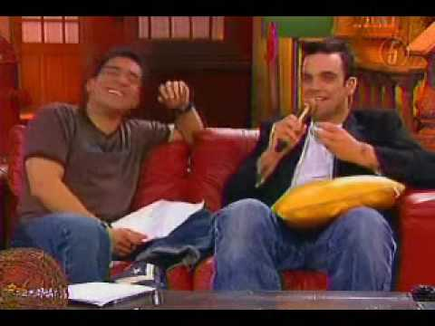 Robbie Williams Omar Chaparro (parte2-2)