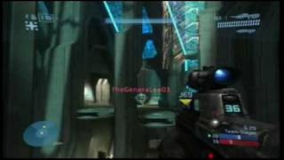 Halo 3: Easiest Multi Team Perfection Ever