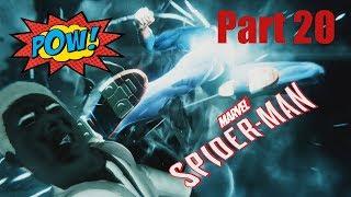 Spidey-Kick | Spider-Man | Part 20 [PS4]