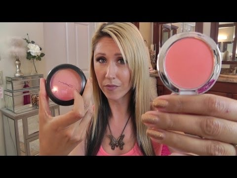 Dupes For High End Makeup: Blush. Bronzer. Highlighters