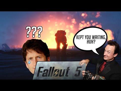 Fallout 5 не от Bethesda?