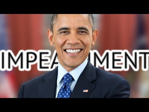 GOP Faithful Want Obama Impeached, Why? He's Obama, That's Why
