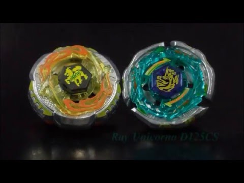 EPIC Battle Rock Giraffe R145WB VS Ray Unicorno D125CS HD!