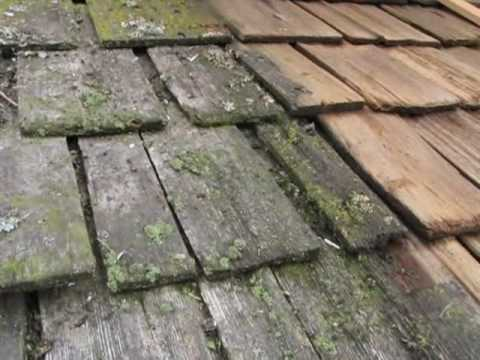 Integrity Finishing Inc Testing Cedar Roof Cleaning