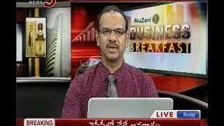 23th April 2018 TV5 News Business Breakfast