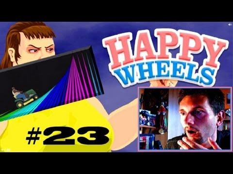 Happy Wheels #23 ZŁOOOOOOOOOO! (Roj-Playing Games!)