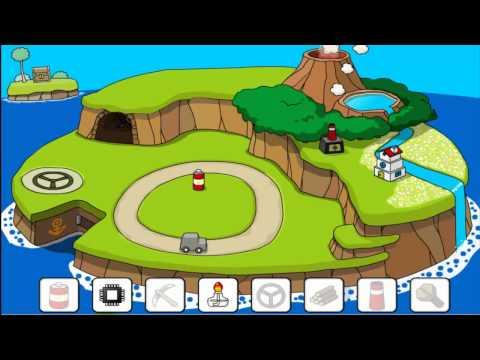 เฉลย เกมส์สร้างเกาะ 1 [ แบบ MAX ]