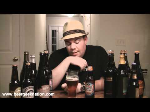 Samuel Adams Octoberfest | Beer Geek Nation Beer Reviews Episode 92