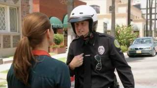 Desperate Housewives - Susan and The Motorcycle Cop