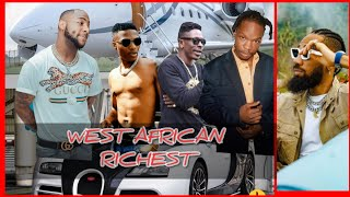 TOP 10 RICHEST MUSICIANS IN WEST AFRICA 2020 | NET WORTH|  MANSIONS| CARS| BIOGRAPHY|... 2020