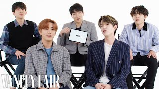Day6 Teaches You K-Pop Slang | Vanity Fair