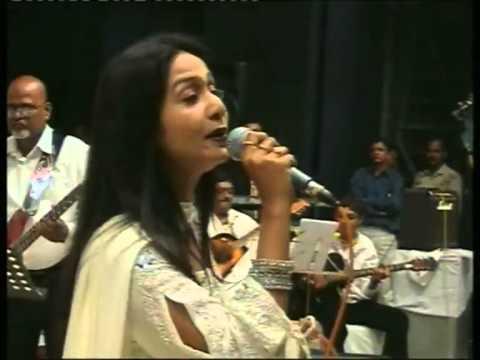 Anita Pandit at on R D Barman Show