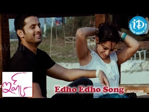Edho Edho Song - Ishq Movie Songs - Nitin - Nithya Menon video