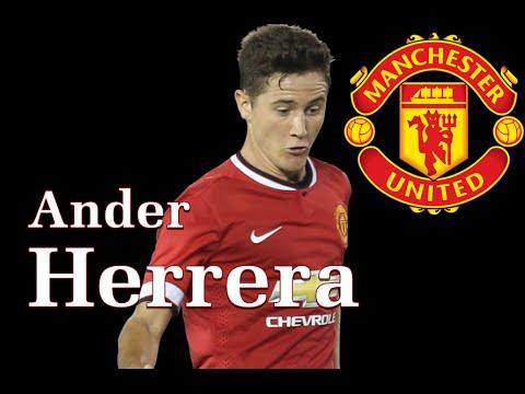 ► Ander Herrera vs Inter Milan | Friendly (30/07/2014) | Manchester United