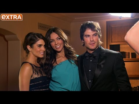 Ian Somerhalder on GF Nikki Reed: 'I Couldn't Be Happier If I Tried!'