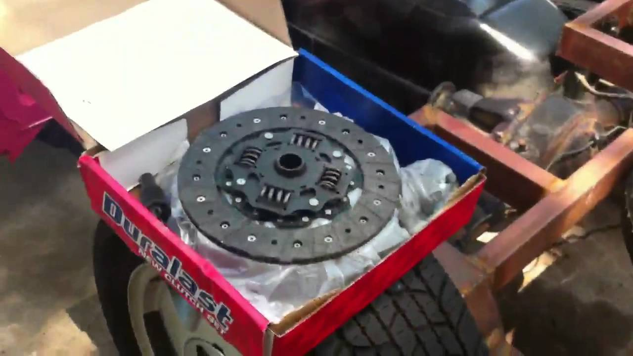 How to Change a clutch  YouTube