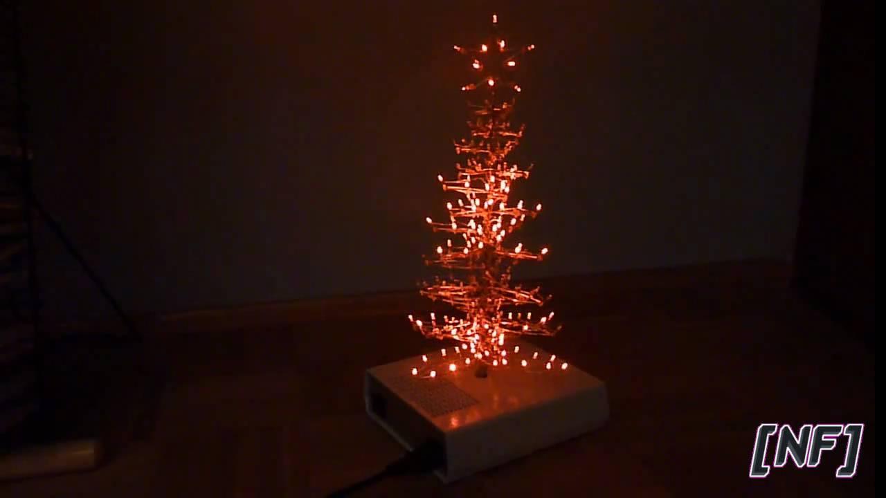 Blinkender led weihnachtsbaum christmas tree youtube - Blinkender weihnachtsbaum ...