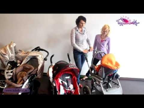 Видео как выбрать коляску для новорожденного