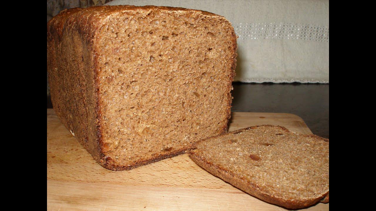 Рецепт хлеба с солодом