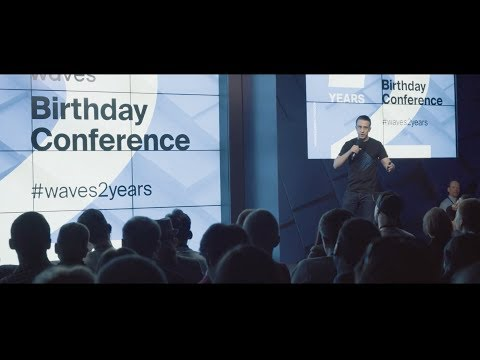 #Waves2Years Celebration Video