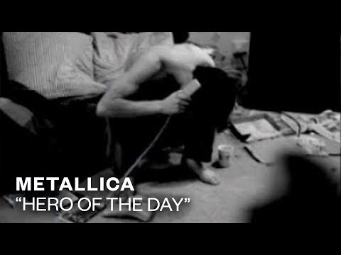 Metallica - Hero Of The Day (Video)