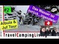 2 Albula Juf Tour Wintercamping 8 C Zottl Gefriert Taut Wieder Auf 3 Von 3 Mögen Nudossi mp3