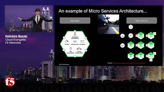 F5 Networks -  The Application Networking Story