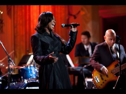 Yolanda Adams Performs At The White House: 1 Of 11 video