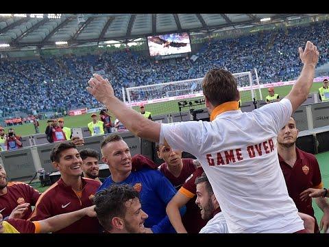 Lazio-Roma 1-2 - 25/5/2015 (Roma Radio)