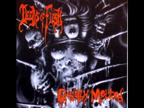 Deeds Of Flesh - Three Minute Crawlspace