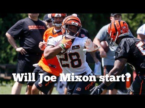 Will Joe Mixon Start For Cincinnati Bengals
