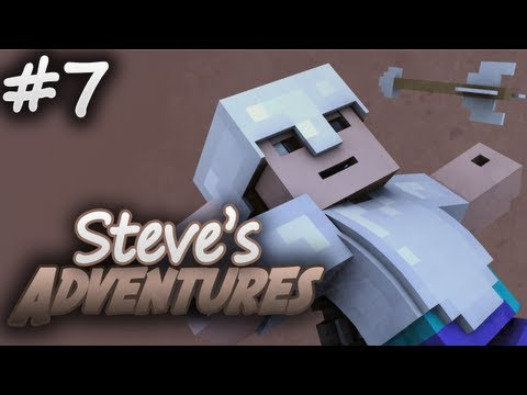 Minecraft: Steve's Adventures - Dangerous Jungle (Episode 7)