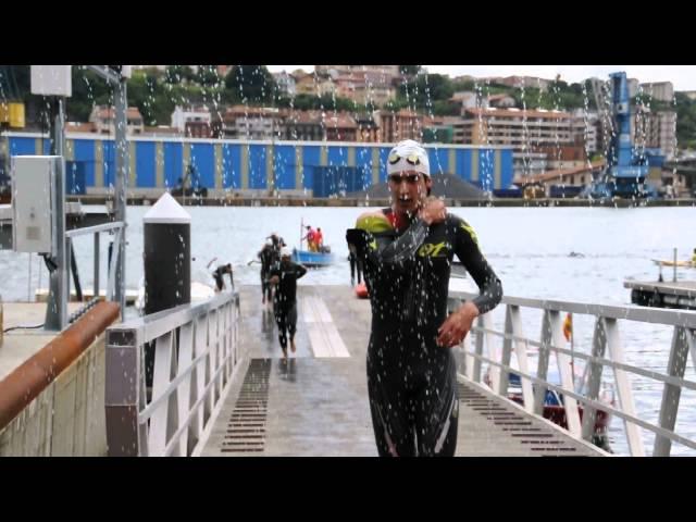 Donibaneko Sprint Triatloia 2014