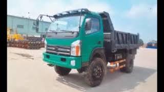 Xe tải ben 3 tấn 5. Mua trả góp xe ben 3t5 tại Quảng Ninh. LH : 0975.326.325