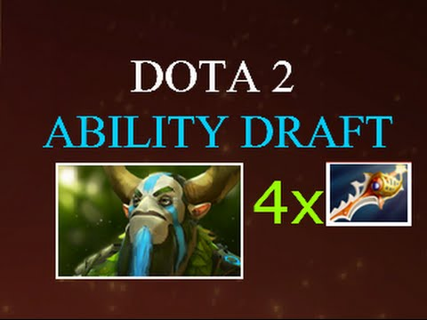 Dota 2 Best Ability Draft For Rapier-only Item Build ? 3x Rampage video