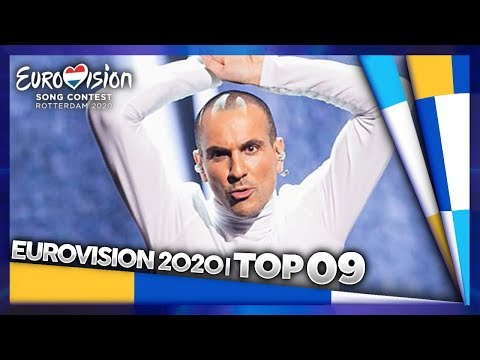 Eurovision 2020 - MY TOP 9 ›NEW