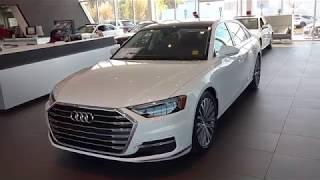 2019 Audi A8L Quattro