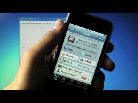 How To Jailbreak 5.1.1/5.1/5.0.1/5.0/4.3.5/4.3.4/4.3.3 iPhone 4S/4/3Gs iPod 4G/3G & iPad 3/2/1