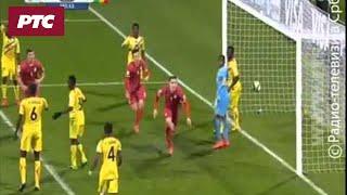 SP U20: Srbija-Mali 2:1 golovi i kraj utakmice