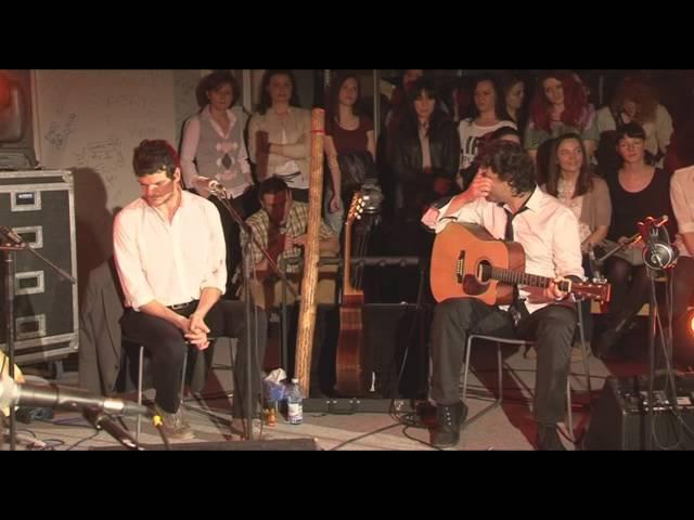 Vama Acoustic - Undeva in Vama LIVE in Garajul Europa FM