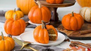 How to Make Pumpkin Cakes