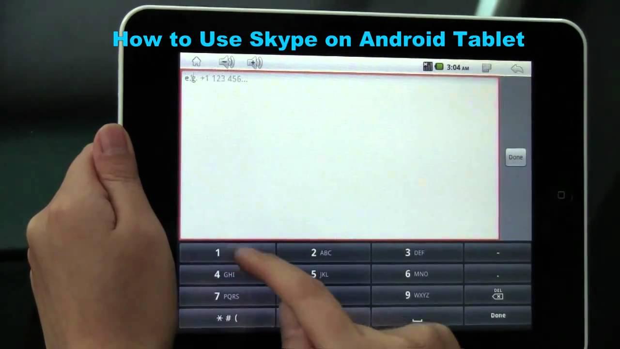 Альтернатива Скайпу Для Андроида