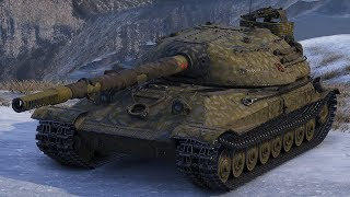 World of Tanks Object 705A - 3 Kills 10,6K Damage