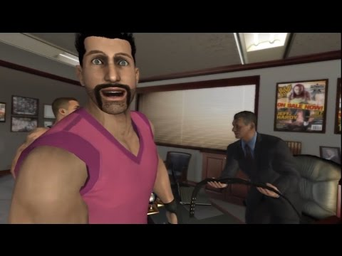 WWE Smackdown vs Raw 2010 - Road to Wrestlemania - Created Superstar Story - Part 1