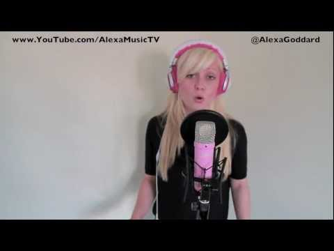 Moves Like Jagger (Maroon 5 and Christina Aguilera Cover) - by Alexa Goddard