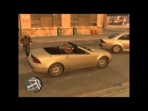 GTA 4 on Pentium G2030 and Intel HD Graphics